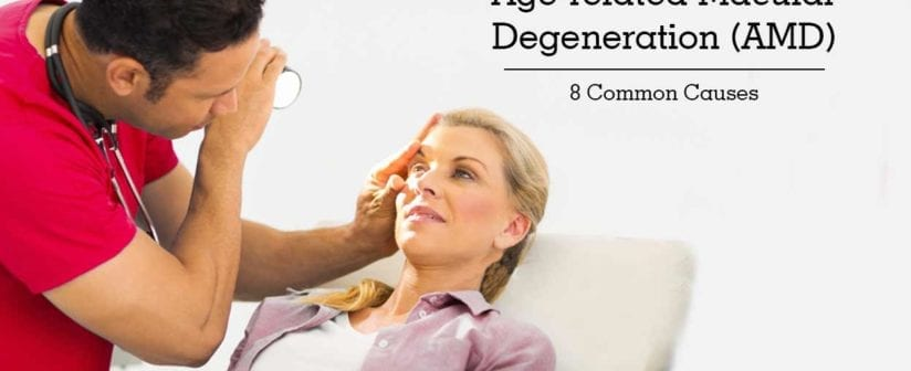 About Age related macular denegeration