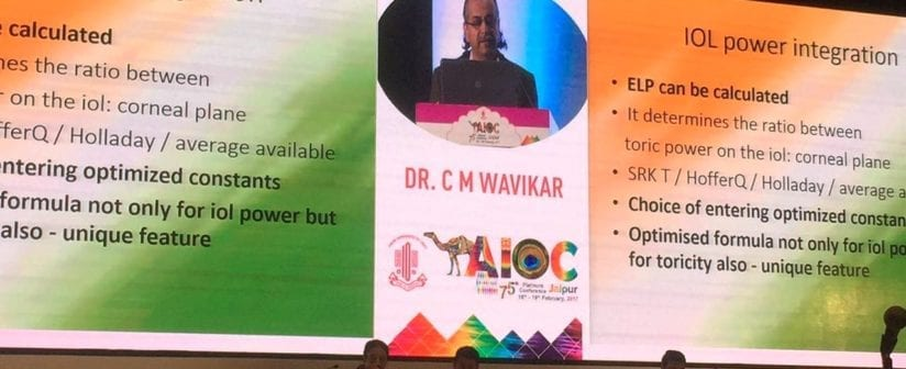 Launch of Wavikar-Shawney Toric Calculator
